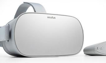 Oculus Rift : baisse de prix + un nouveau casque sans-fil vendu moins de 200$, toutes les infos