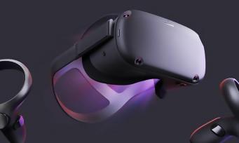 Oculus Quest : un nouveau casque VR sans-fil et autonome, tous les détails
