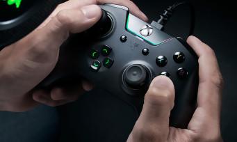 Xbox Wolverine : la nouvelle manette pro-gaming signée Razer qui imite la Elite Controller