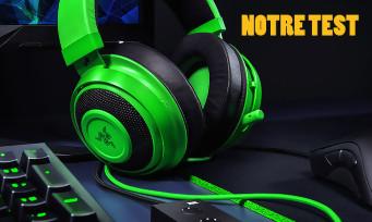 *Test* Razer Kraken Tournament Edition THX 7.1 : un très bon casque gaming à prix correct ?