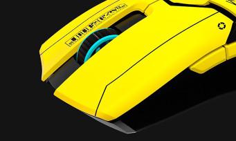 Razer : une souris Viper Ultimate aux couleurs de Cyberpunk 2077