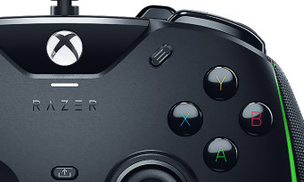 Razer : la manette Xbox Series X|S Wolverine V2 avec boutons mécaniques est dispo