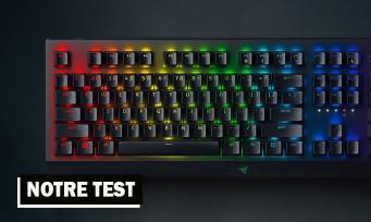 Test Razer Blackwidow V3 Pro : une version réussie pour le clavier haut de gamme sans-fil
