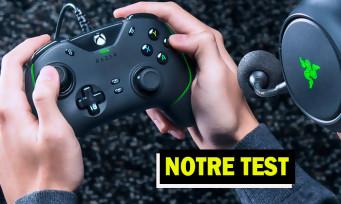 Test Razer Wolverine V2 : la manette PC et Xbox Series X|S qui sort ses griffes !