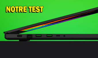 "Test Razer Blade 17"" : la Rolls Royce des ultrabooks gaming ?"