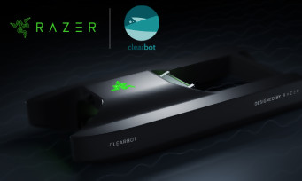 Razer: the brand creates a boat with an AI to clean the oceans