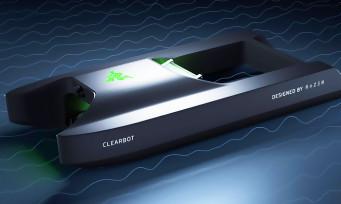 Razer : la marque crée un bateau avec une IA pour nettoyer les océans