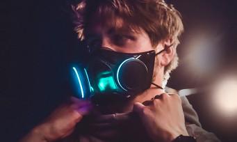 Razer : le masque anti-COVID Chroma RGB va être commercialisé, il entre en phase de bêta-test