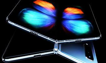 Galaxy Fold : Samsung sort le grand jeu avec le premier smartphone à écran pliable