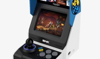 Neo Geo-Mini : SNK va bientôt présenter la console, probablement avant l'E3 2018