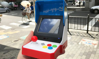 Neo Geo Mini : la console tient enfin sa date de sortie en France, et c'est pour bientôt