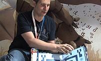 E3 2012 : le Wonderbook dans les mains de Marcus