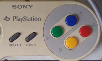 """Un prototype """"Super Nintendo / PlayStation"""" retrouvé dans un grenier américain !"""