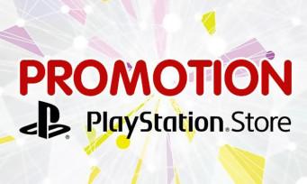 PlayStation Store : jusqu'à -80% pendant la Paris Games Week 2015