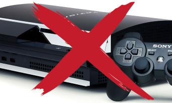 PS3 : c'est fini, Sony stoppe la production de sa console
