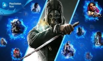 PlayStation Now : 9 nouveaux jeux sont disponibles sur le service en streaming