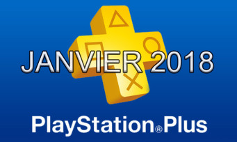 PlayStation Plus : voici la liste des jeux gratuits pour le mois de janvier