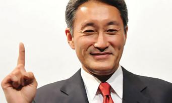 Kazuo Hirai quitte la tête de Sony Corporation, voici son remplaçant