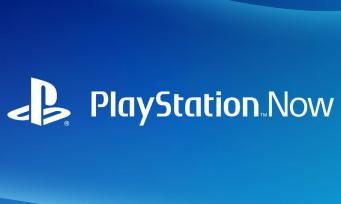 PS Now : une baisse de prix, une nouvelle interface et plein de nouveaux jeux !