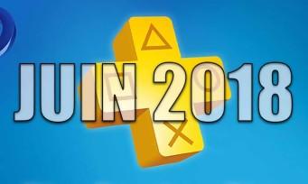 PlayStation Plus : les jeux gratuits du mois de juin dévoilés, Ubisoft bien présent