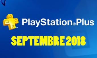 PS Plus : Destiny 2 et God of War III parmi les jeux offerts du mois de septembre 2018