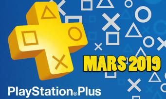 PlayStation Plus : on connaît les jeux gratuits pour le mois de mars, et c'est du très bon