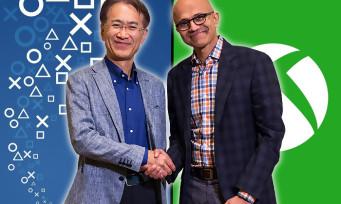 Sony et Microsoft : un partenariat inattendu autour du cloud gaming, pour mieux contrer Google ?