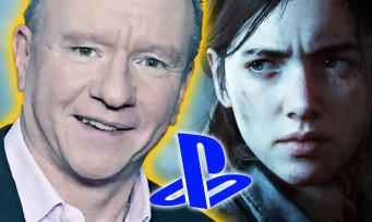"""PlayStation : """"nous ne nous éloignerons jamais des jeux solo"""", avoue le PDG de SIE"""
