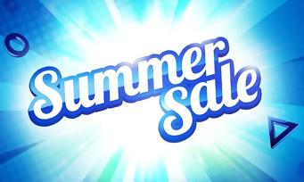 PS4 : des soldes massives sur le PlayStation Store pour l'été, jusqu'à 70% de remise