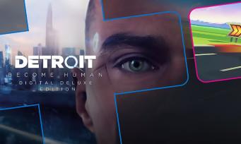 PlayStation Plus : la liste des jeux du mois de juillet vient de changer, Quantic Dream à l'honneur !