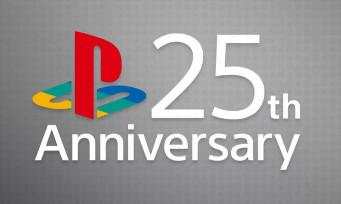 PlayStation : la console célèbre ses 25 ans, une nouvelle édition collector en vue ?