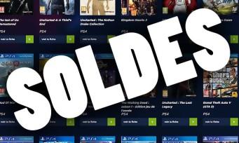 PS4 : le plein de soldes pour la nouvelle année, des jeux à moins de 10€
