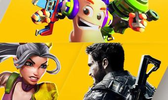 PlayStation Plus : les jeux gratuits de décembre 2020 annoncés, Just Cause 4 dans le lot
