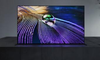 Sony : de nouveaux téléviseurs 4K et 8K dotés du Cognitive Processor XR, explications