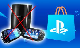 PlayStation : Sony va définitivement fermer le PS Store sur PS3, PS Vita et PSP, toutes les infos