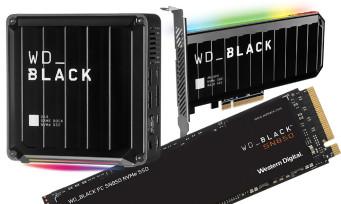 PS5 : un nouveau SSD Western Digital compatible avec la PS5