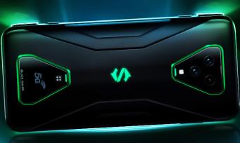 Black Shark 3 Pro : le téléphone ultra-puissant dédié au gaming est disponible, tous les détails
