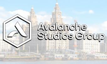 Avalanche Studios : une nouvelle firme ouvre ses portes à Liverpool, un jeu secret dans les tuyaux