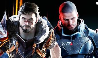BioWare : quand le studio tease les nouveaux Dragon Age et Mass Effect