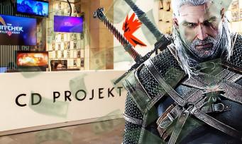 CD Projekt : la valeur en bourse dépasse celle d'Ubisoft, c'est la 1ère société de jeux vidéo en Europe