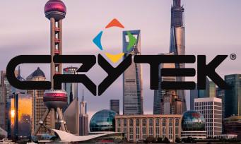 Crytek Shanghai : le studio ferme ses portes après des difficultés financières