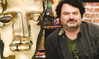 Tim Schafer (Grim fandango, Full Throttle) lauréat du BAFTA Fellowship