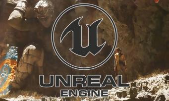 Unreal Engine 5 : il refait la fameuse démo de la PS5... sur l'Unreal Engine 4