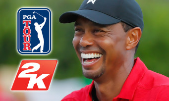 PGA Tour: Tiger Woods back at 2K Games and for a long time