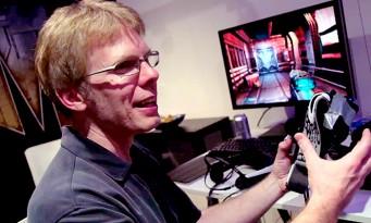 id Software : John Carmack (Doom) fait ses valises