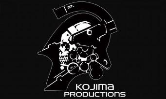 Kojima Productions : un ancien ponte de Konami nommé Président du studio