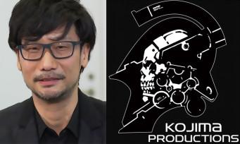 Hideo Kojima : nouveau look, nouveau studio et une exclu avec Sony !