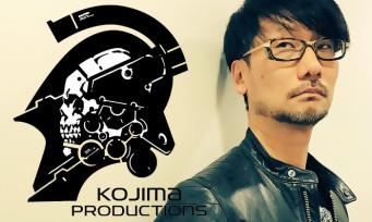 Kojima Productions : Hideo Kojima fête le 1er anniversaire de son nouveau studio