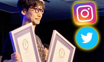 Hideo Kojima : c'est le développeur le plus médiatique au monde, il rentre dans le Guinness Book