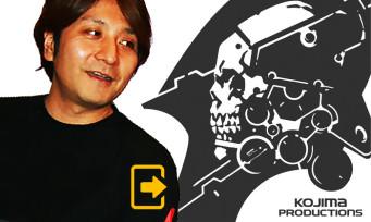 Kojima Productions : un producteur phare, ex-membre éminent de Konami, quitte le studio